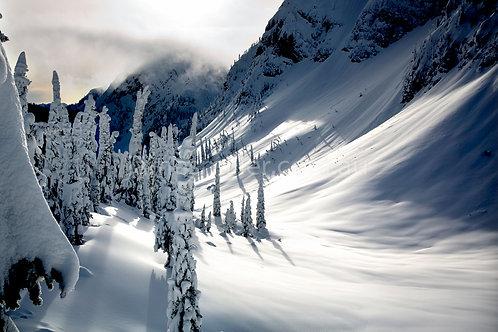 Fernie Canada landscape
