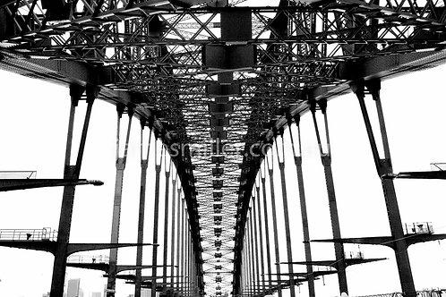 Bridge walk Landscape