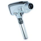 Wide Angle Twin Mag Ophthalmoscope