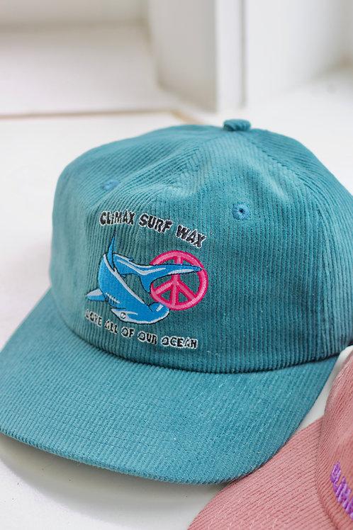 HAMMERHEAD SHARK CORDURORY HAT