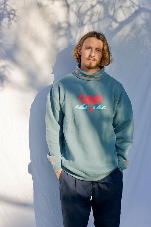 CLIMAX SURF VINTAGE CREW NECK