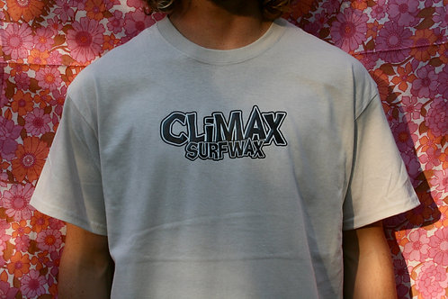 CLIMAX FONT TEE
