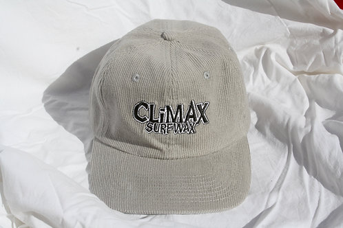 CLIMAX FONT CORDUROY HAT