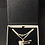 Thumbnail: John Lodge Double Neck Bass Necklace (damaged box)