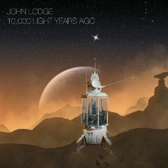 10,000 Light Years Ago CD Signed inc UK ship