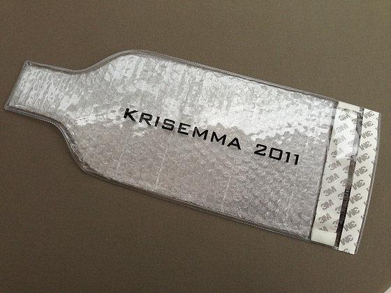Krisemma 2011 Wine Skin (INCLUDES SHIPPING)
