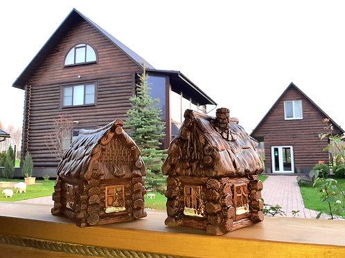 Рябиновый домик