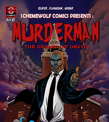 Murderman: The Dealer of Death Act I