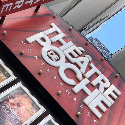 MICHEL FOR EVER. Théâtre de Poche Montparnasse