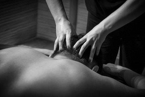 Massage Dans le Noir (à partir d'1h)