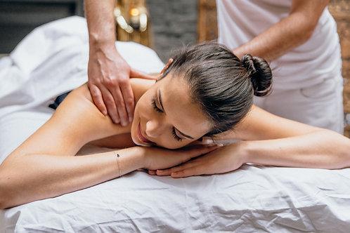 Massage Créatif  (à partir d'1h)