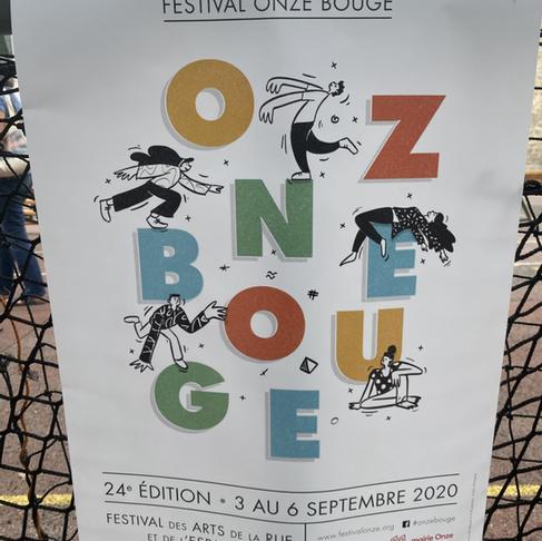 Le festival Paris Onze Bouge du 3 au 6 septembre 🎉😀