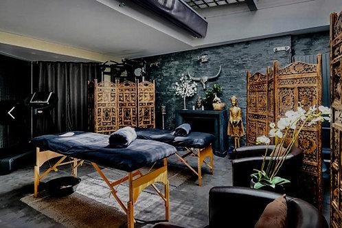 Massage Duo Sensation (à partir d'1h)