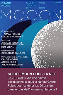 affiche expo Moon