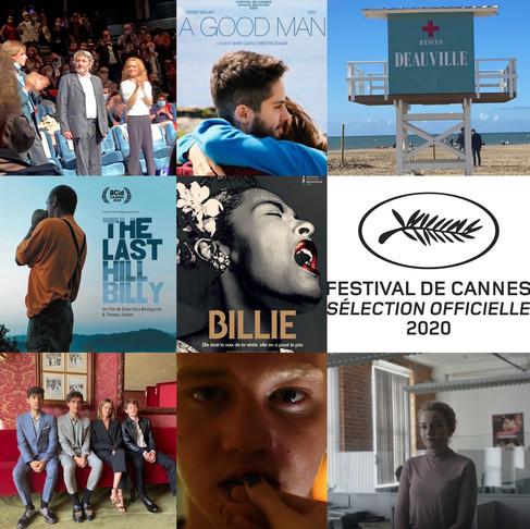Le festival de Deauville invite le festival de Cannes et illumine les ETOILES