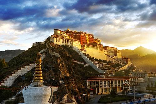 Rituel Sensation Tibétaine (à partir d'1h)