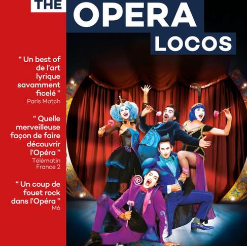 The Opera Locos. Théâtre Libre