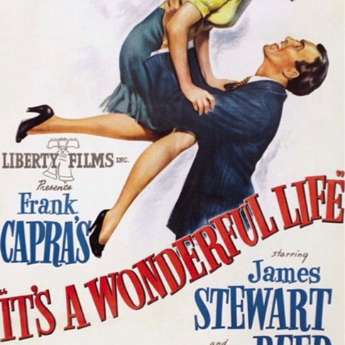 LA VIE EST BELLE.  Frank Capra's film