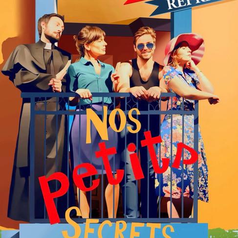 🅵🅵🅵NOS PETITS SECRETS. Théâtre Melo D'Amélie