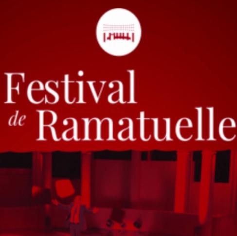Le festival de Ramatuelle. C'est parti !
