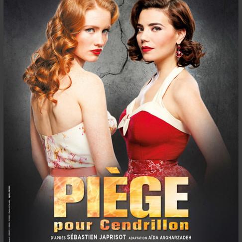 Piège pour Cendrillon. Théâtre Michel