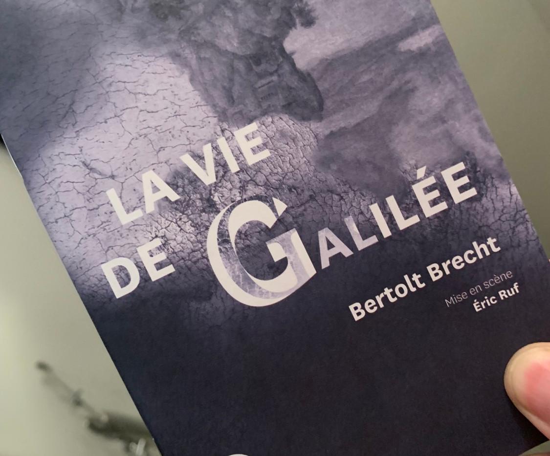 La vie de Galillée
