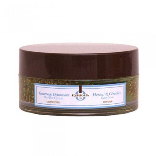 Gommage Détoxinant Herbal & Céréales