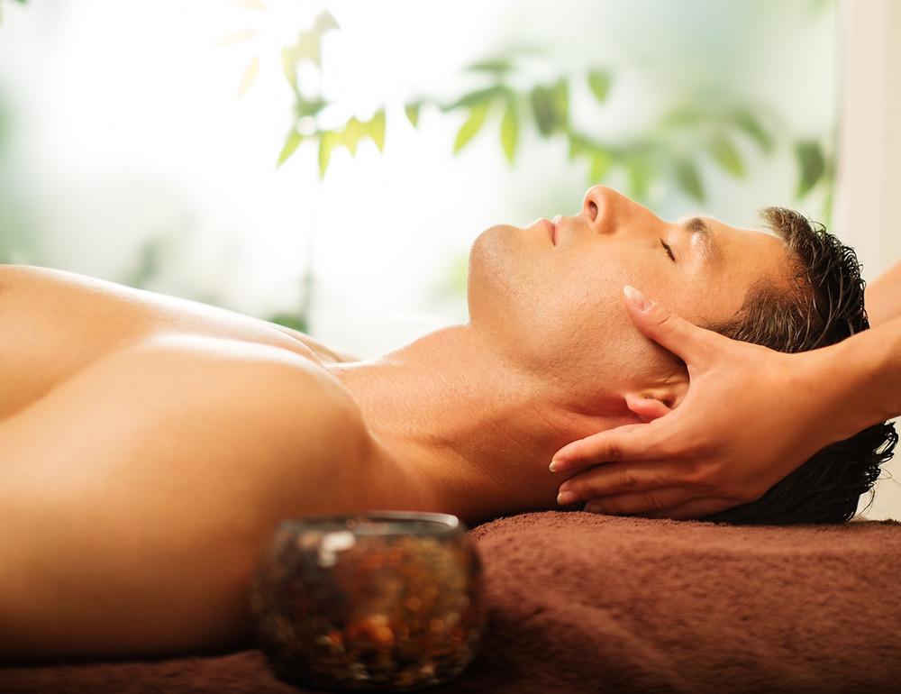 Massage de relaxation, massage bien être
