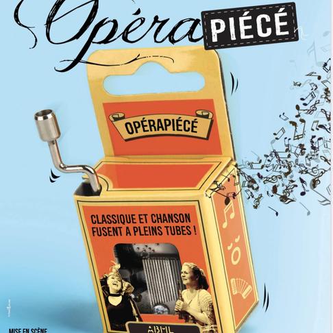 OPÉRA Piécé. Théâtre Essaïon