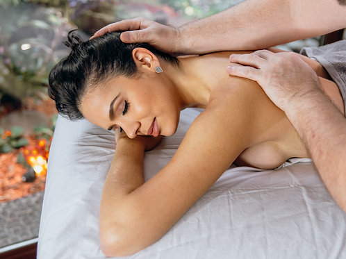 Massage Sensation India - ayurvédique (à partir d'1h)