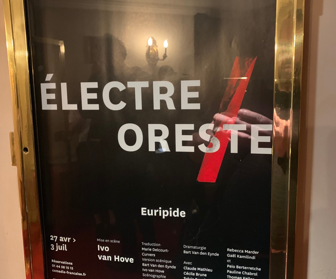 Electre et Oreste