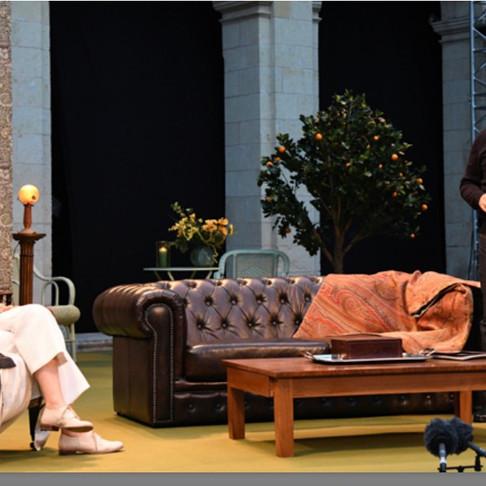 Le Canard à l'Orange. William Douglas Home. Théâtre de Paris