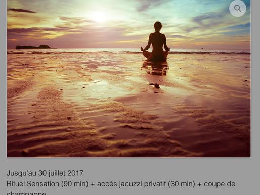 Venez découvrir nos rituels massage du monde et voyagez avec nous pendant l'été