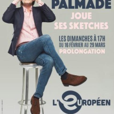 Pierre Palmade à l'Européen