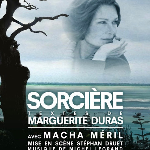 🅵🅵🅵SORCIÈRE. Théâtre de Poche Montparnasse
