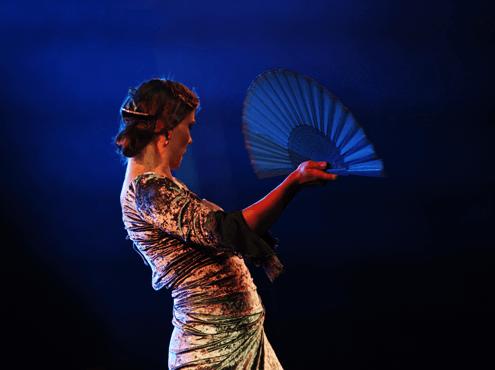 flamenco danse