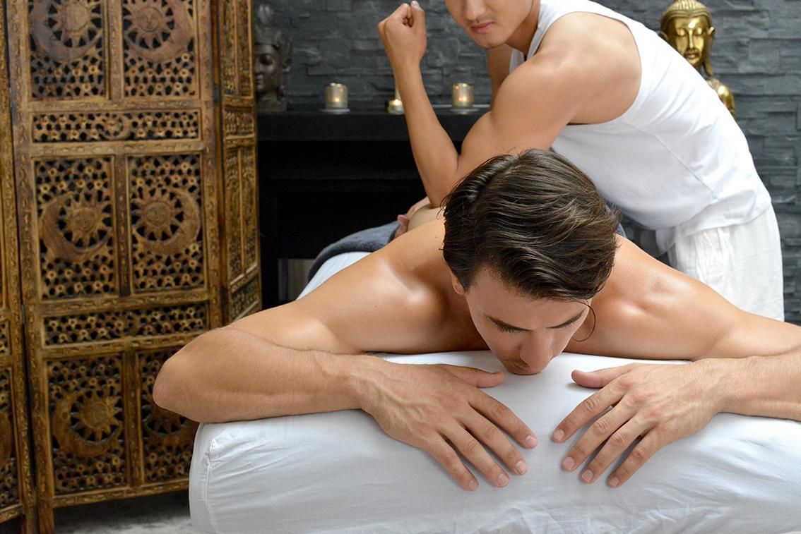 Massage Deep Tissue
