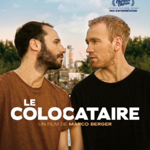Le Colocataire. Sortie Cinéma
