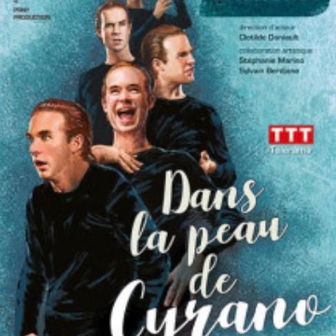 Dans la peau de Cyrano. Nicolas Devort