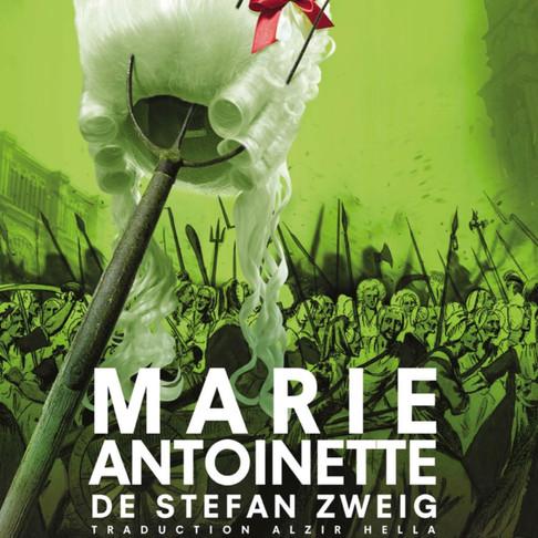 MARIE ANTOINETTE de Stefan ZWEIG. Théâtre Poche Montparnasse