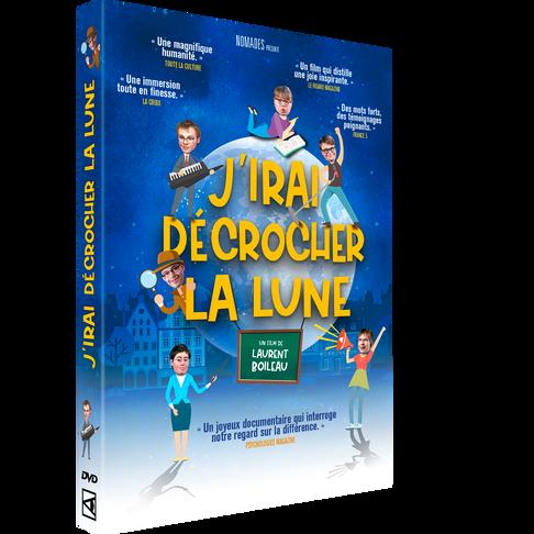 🅵🅵🅵🅵J'IRAI DECROCHER LA LUNE. Sortie DVD
