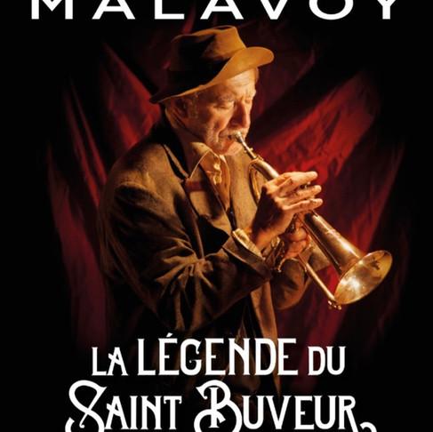 🅵🅵La légende du saint buveur. Littéraire au Petit théâtre Montparnasse