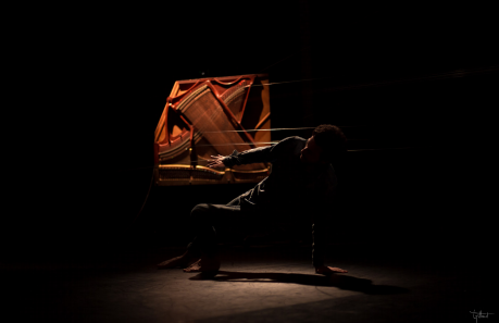 Piano danseur
