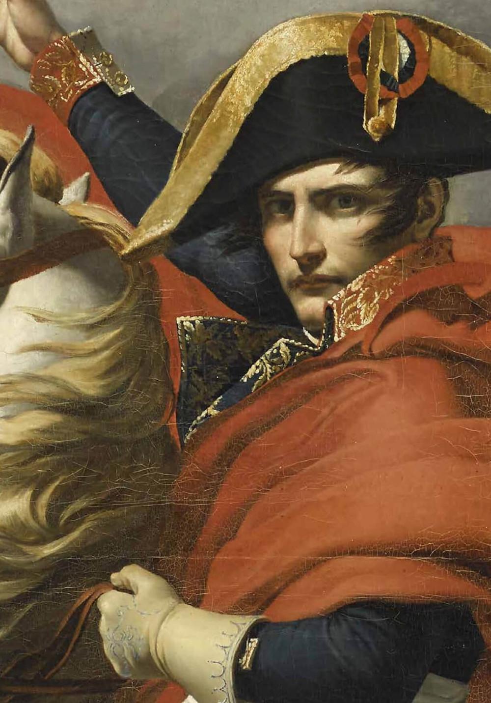 Affiche exposition Napoléon