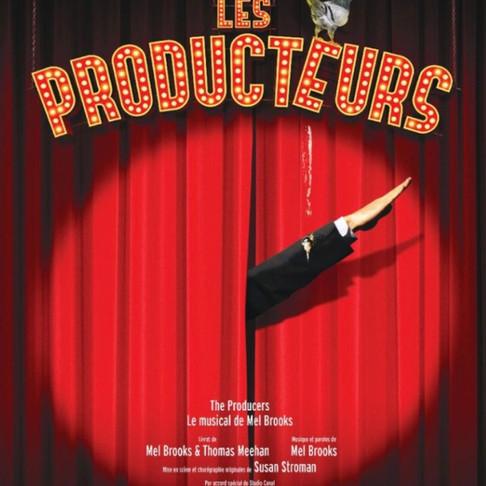 Les producteurs par Alexis Michalik à partir de septembre 2020 au Théâtre de Paris