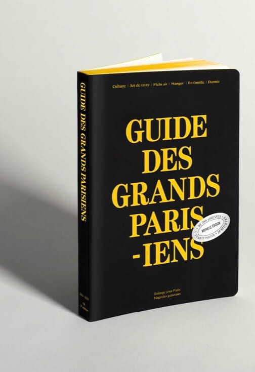 Photo guide les grands parisiens