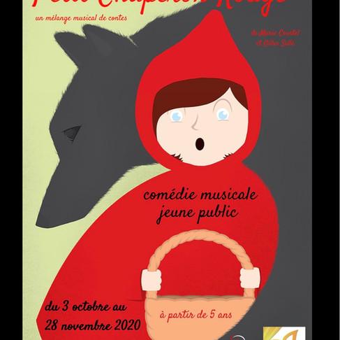 🅵🅵🅵Les rencontres du Petit Chaperon Rouge. Théâtre Clavel
