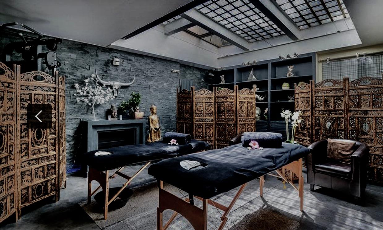 salle de massage duo