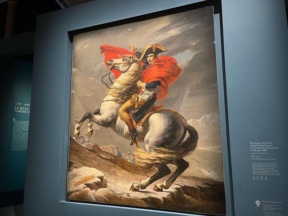 Bonaparte premier consul à cheval