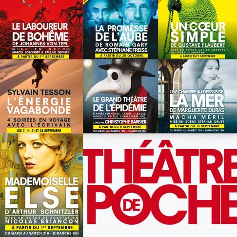 La rentrée du Théâtre de Poche Montparnasse, c'est dès le 1er septembre